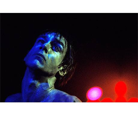 Iggy, Mick Rock - CultureLabel - 1