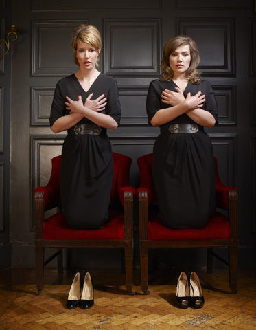 Julia Davis and Jessica Hynes, BAFTA - CultureLabel - 1