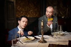 Reece Shearsmith and Steve Pemberton, BAFTA