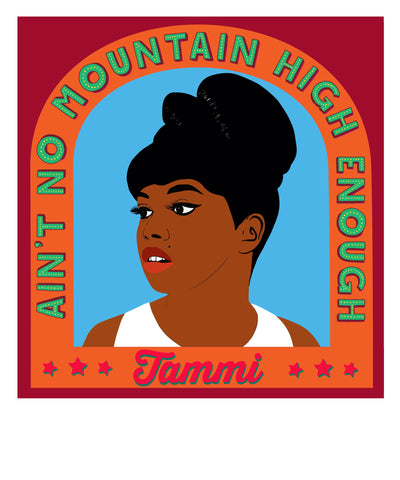 No Mountain (Tammi Terrell), Mr Woo Woo - CultureLabel - 1