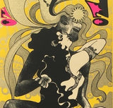 Tantric Lovers Oz Magazine cover (June 1967), Hapshash - CultureLabel