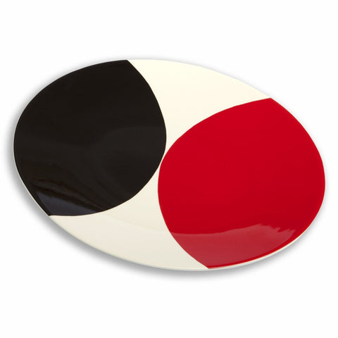 Terry Frost Red Black Plate, Royal Academy of Arts - CultureLabel