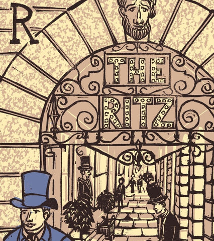 R - The Ritz, Tobias Till Alternate View