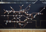 Tube Map, Nick Fraser