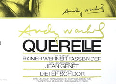 Querelle Green, Andy Warhol Alternate View