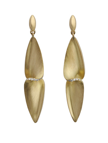 Valeta Earrings,Jessica Poole - CultureLabel