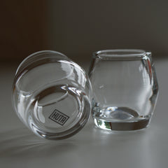 WIŚNIA Set of 4 Shot Glasses, HUTA Alternate View