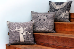 Set of 3 Cushions, Andy Wilx Alternate View
