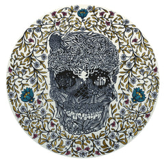 Hedgerow Skull, Andy Wilx