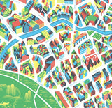Camden Town Map, The British Library - CultureLabel
