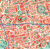 Hackney Map, The British Library - CultureLabel