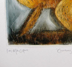 Crouching Hare, Ian MacCulloch Alternate View