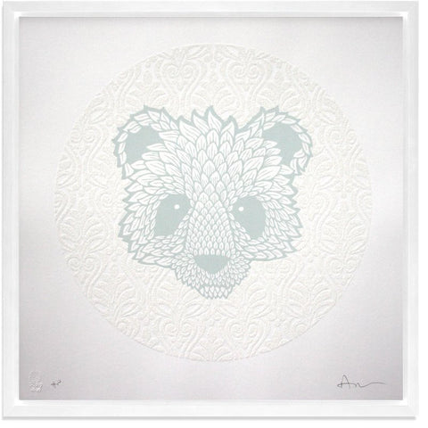 White Diamond Polar Bear, Andy Wilx