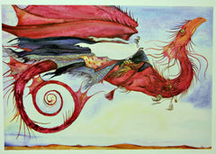 Wind Dragon, Jackie Morris