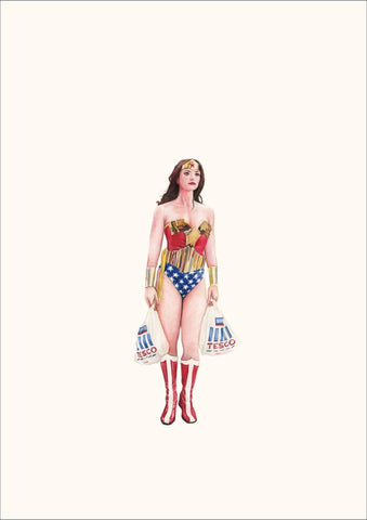 Wonder Woman, Zoe Moss - CultureLabel