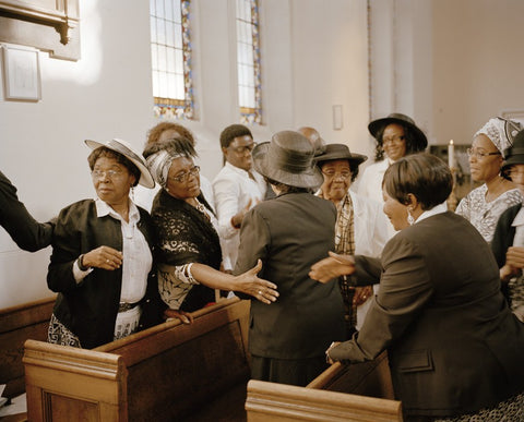 Worshippers at Holy Trinity, Tottenham, Philipp Ebeling - CultureLabel