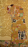 Fulfilment (Stoclet Frieze), Gustav Klimt