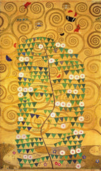 Tree of Life (Stoclet Frieze), Gustav Klimt Alternate View