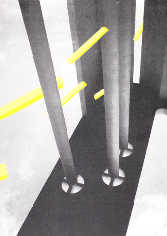 Yellow Sticks, Charlotte Whiston - CultureLabel