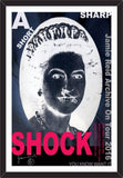 A Short Sharp Shock Tour Poster, Jamie Reid - CultureLabel - 2