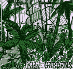 K - Kew Gardens, Tobias Till Alternate View