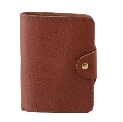 Passport Cover Tan Grain, N