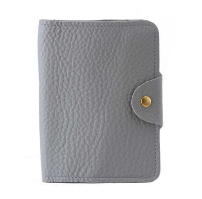 Passport Cover Grey Grain, N