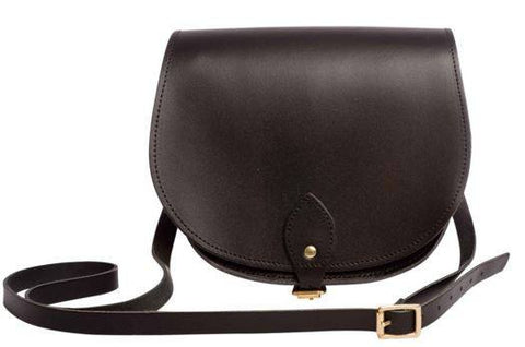The Noir Saddle Bag, N
