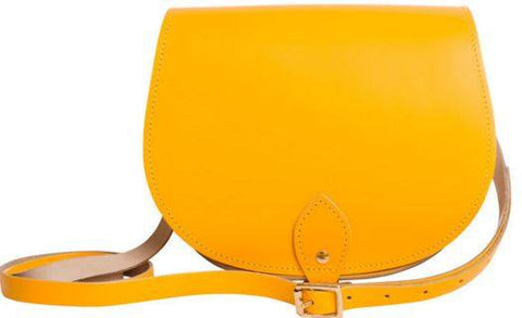 The Lemon Saddle Bag, N