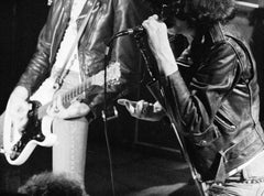 The Ramones Live at Glasgow University, Harry Papadopoulos Alternate View