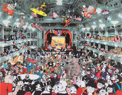 Marcel Duchamp's World Tour - DC Thompson Reunion at the Tower Ballroom, Blackpool (2016), Peter Blake