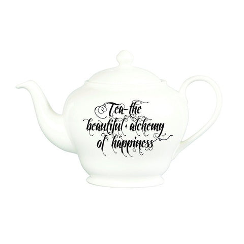 Beautiful Alchemy Teapot, The New English