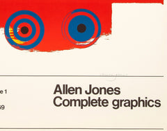 Allen Jones Print Complete Graphics 1969, Allen Jones Alternate View