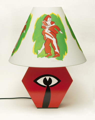 Red Lamp, Allen Jones - CultureLabel