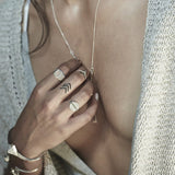 Sami Sun & Moon Rings, No 13 - CultureLabel - 2