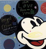 With Love (Mickey), David Spiller - CultureLabel - 2