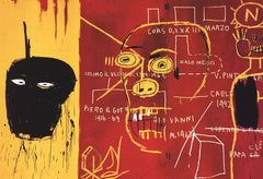 Florence, Jean-Michel Basquiat Alternate View