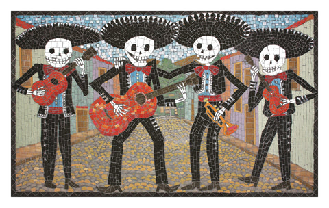 The Mariachi Band, Juan Is Dead - CultureLabel