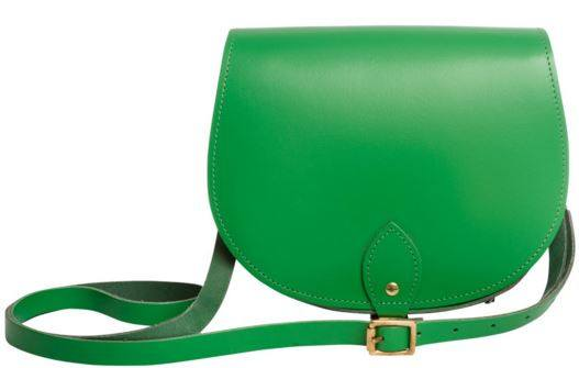 The Emerald Saddle Bag, N