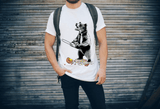 Scare Bear! Limited Edition TShirt. Jimbobart - CultureLabel - 3