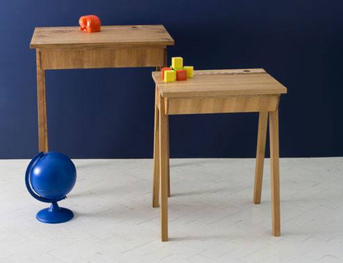 BFS01-1 & 2 School Desk, Baines&Fricker - CultureLabel - 1