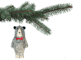 Walter Bear Christmas Tree Decoration, Jimbobart - CultureLabel - 3