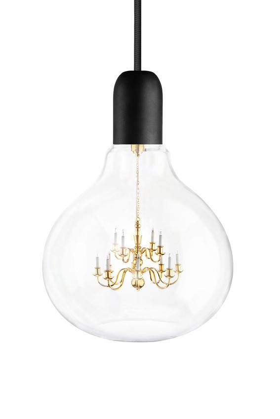 Black King Edison Pendant Lamp - CultureLabel