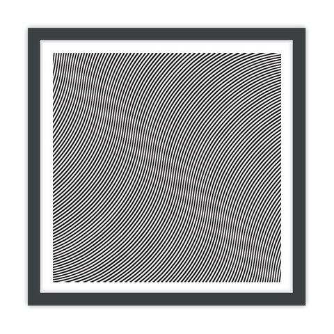 Over, Bridget Riley