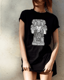 CultureLabel Collective: Sculpture of the Goddess T-Shirt (Black) - CultureLabel - 3