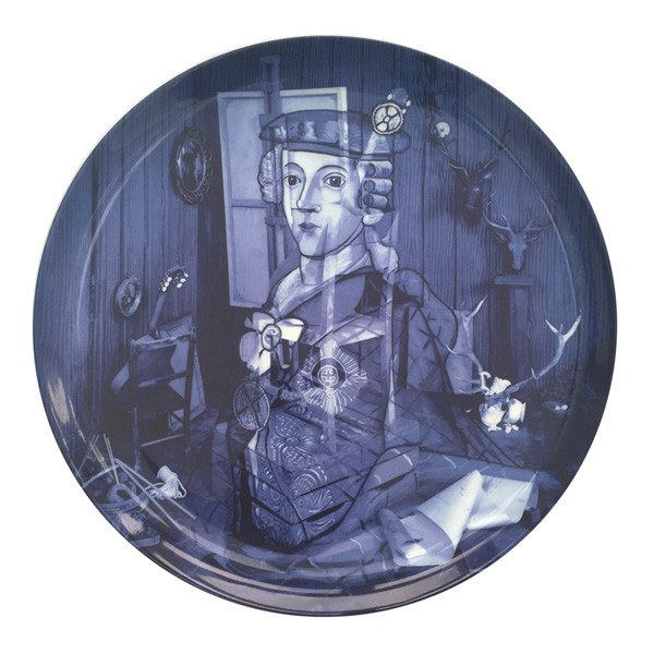 Calum Colvin Limited Edition Plate, National Galleries of Scotland - CultureLabel - 1