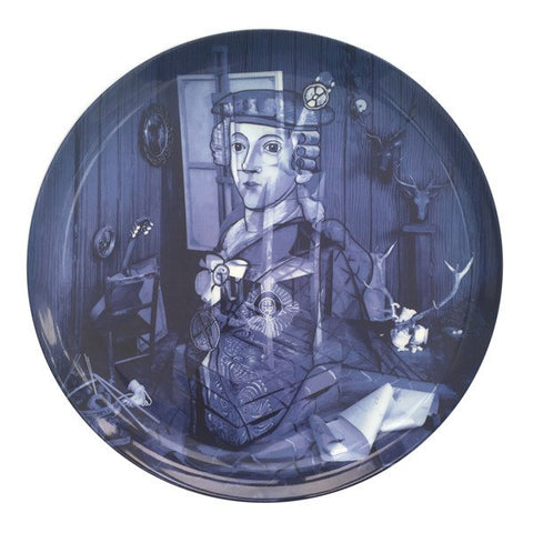Calum Colvin Limited Edition Plate, National Galleries of Scotland - CultureLabel