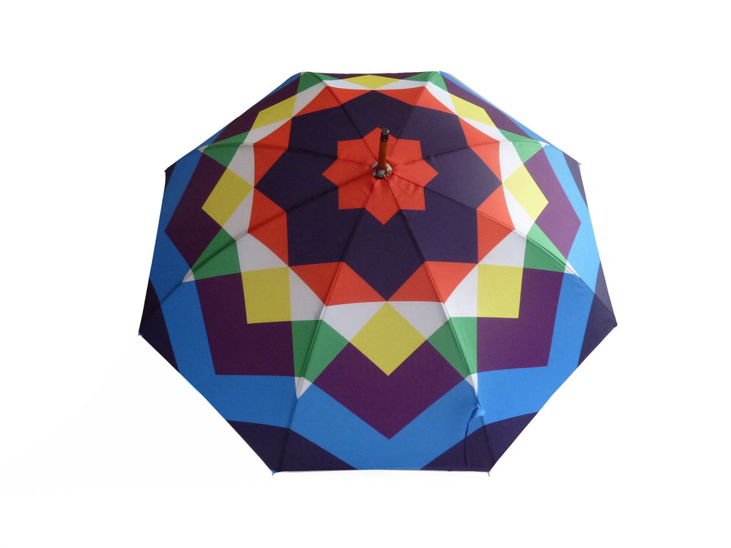 Walking Stick Umbrella Print U5, David David - CultureLabel - 1