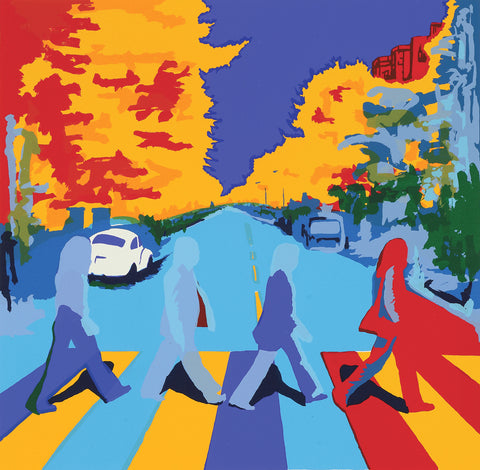 Abbey Road, Paul Cassidy