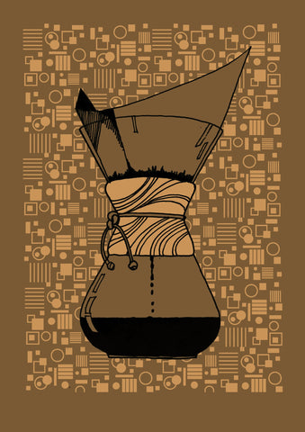 Chemex (Brown), Eliza Southwood
